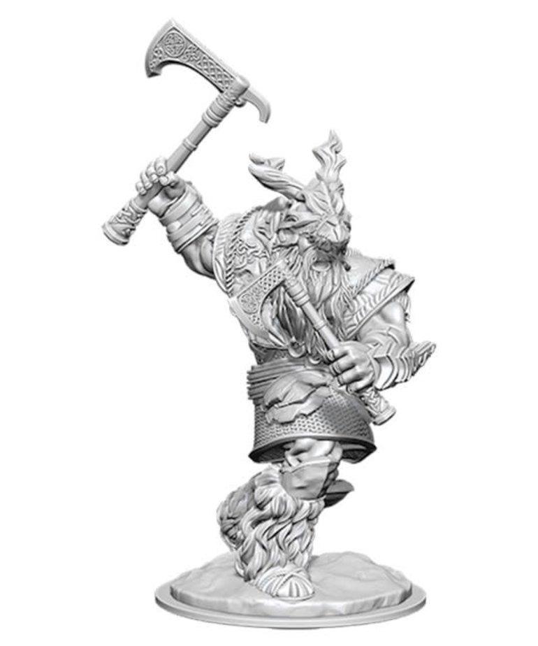 WizKids - WZK D&D: Nolzur's Marvelous Minatures - Frost Giant Male