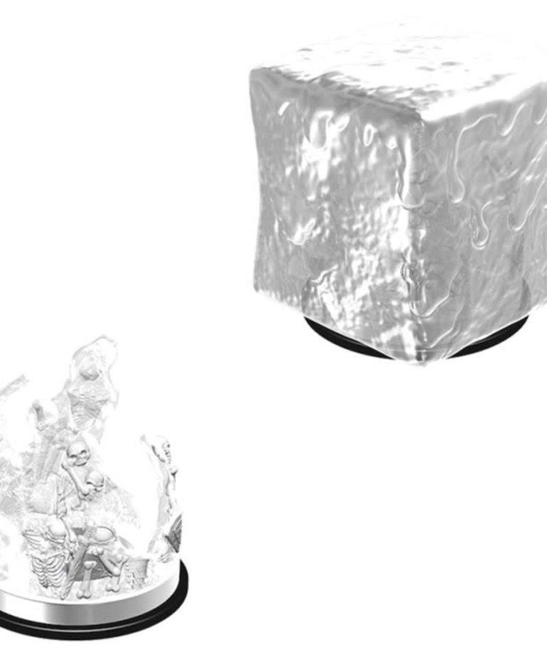 WizKids - WZK D&D: Nolzur's Marvelous Minatures - Gelatinous Cube