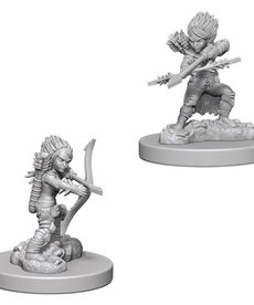 WizKids - WZK Pathfinder Battles: Deep Cuts - Female Gnome Rogue