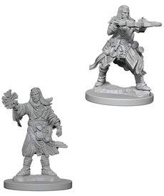 WizKids - WZK Pathfinder Battles: Deep Cuts- Male Human Wizard