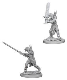 WizKids - WZK Pathfinder Battles: Deep Cuts - Female Human Barbarian