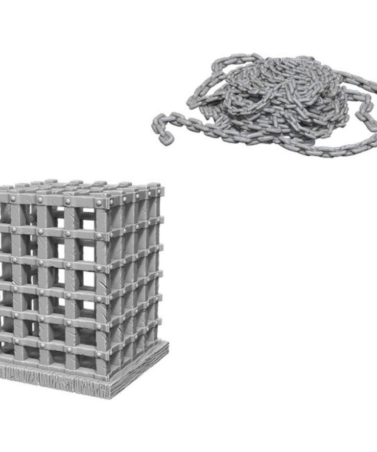 WizKids - WZK WizKids: Deep Cuts - Cage & Chains