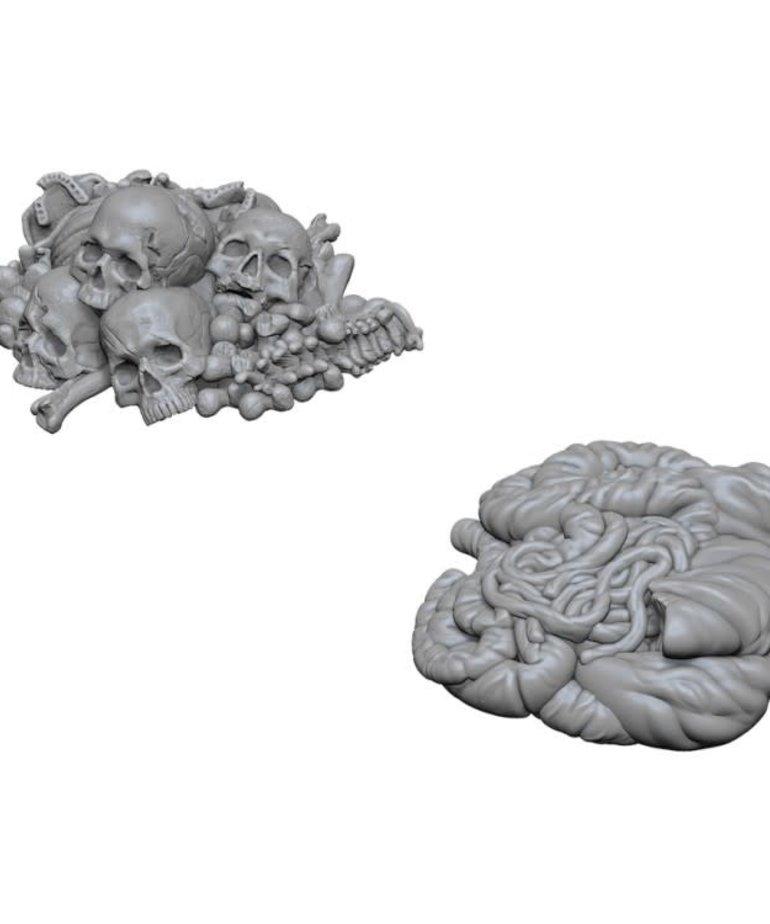 WizKids - WZK WizKids: Deep Cuts - Pile of Bones & Entrails