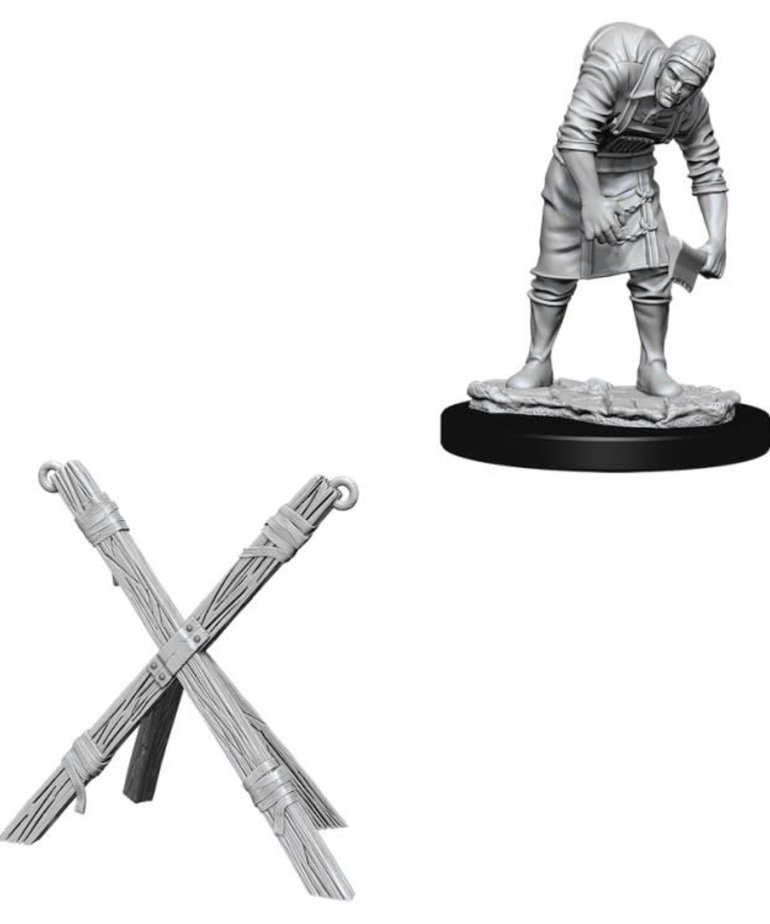 WizKids - WZK WizKids: Deep Cuts - Assistant & Torture Cross