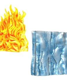 WizKids - WZK D&D: Spell Effects - Wall of Fire & Ice