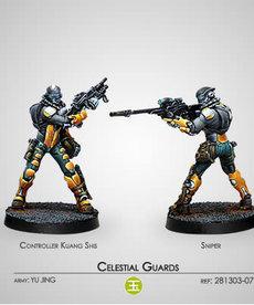Corvus Belli - CVB Infinity: Yu Jing - Celestial Guards