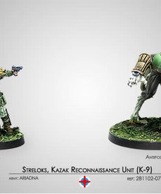 Corvus Belli - CVB Streloks, Kazak Reconnaissance Unit (K-9) BLACK FRIDAY NOW