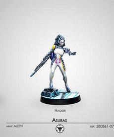 Corvus Belli - CVB Infinity: Aleph - Asuras