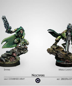 Corvus Belli - CVB Infinity: Combined Army - Noctifers