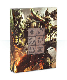 Games Workshop - GAW Warhammer 40K - Orks - Dice