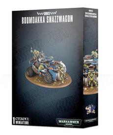 Games Workshop - GAW Warhammer 40K - Orks - Boomdakka Snazzwagon