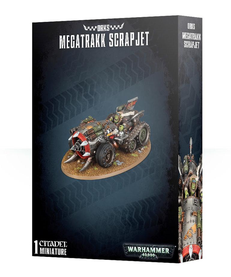 Games Workshop - GAW Warhammer 40K - Orks -  Megatrakk Scrapjet
