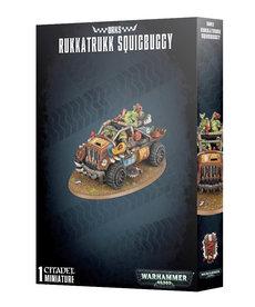 Games Workshop - GAW Warhammer 40K - Orks - Rukkatrukk Squigbuggy