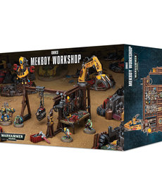 Games Workshop - GAW Warhammer 40K - Orks - Mekboy Workshop