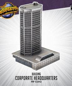 Privateer Press - PIP Monsterpocalypse - Buildings - Corporate Headquarters