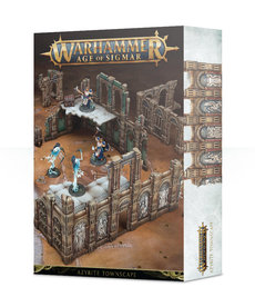 Games Workshop - GAW Warhammer Age of Sigmar - Azyrite Townscape