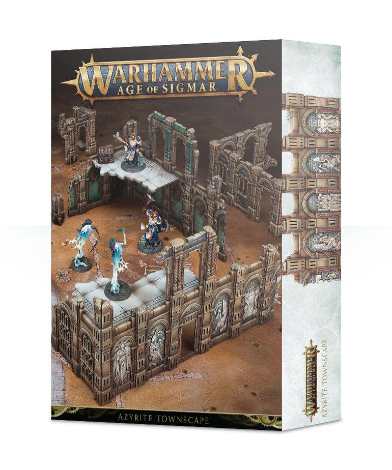 Games Workshop - GAW Warhammer Age of Sigmar - Azyrite Townscape