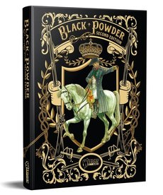 Warlord Games - WRL Black Powder II: Black Powder Rulebook
