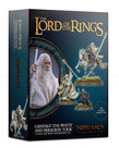 Games Workshop - GAW Middle-Earth Strategy Battle Game: The Lord of the Rings - Gandalf the White and Peregrin Took (Domestic Orders Only)