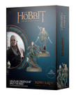 Games Workshop - GAW Middle-Earth Strategy Battle Game: The Hobbit - Legolas Greenleaf and Tauriel (Domestic Orders Only)