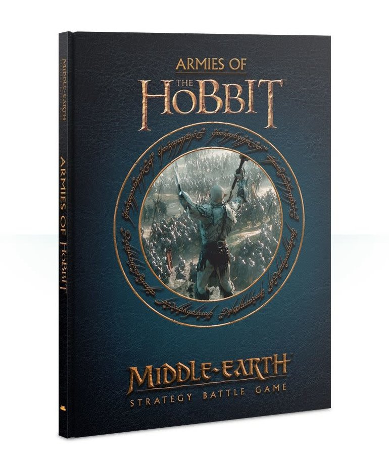 Games Workshop - GAW Middle-Earth Strategy Battle Game - Armies of the Hobbit (Domestic Orders Only)