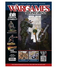 Warlord Games - WRL Wargames: Illustrated - Issue 387: January 2020