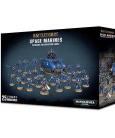Games Workshop - GAW Warhammer 40K - Battleforce - Space Marines: Primaris Interdiction Force