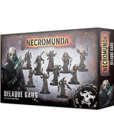 Games Workshop - GAW Necromunda - Delaque Gang