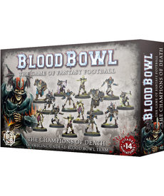 Games Workshop - GAW Blood Bowl - The Champions of Death: Shambling Undead Blood Bowl Team