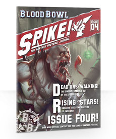 Games Workshop - GAW Blood Bowl - Spike! Journal: Issue 4