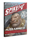 Games Workshop - GAW Blood Bowl - Spike! 2018 Almanac! - Gaming Supplement