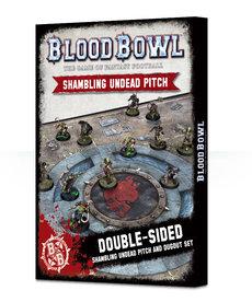 Games Workshop - GAW Blood Bowl - Shambling Undead Pitch