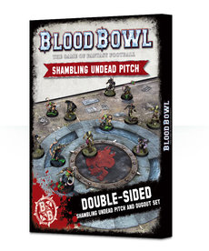 Games Workshop - GAW Shambling Undead Pitch