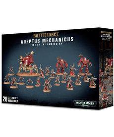 Games Workshop - GAW Warhammer 40K - Battleforce - Adeptus Mechanicus: Fist of the Omnissiah