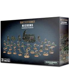 Games Workshop - GAW Warhammer 40K - Battleforce - Necrons: Dominion Spearhead