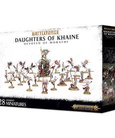 Games Workshop - GAW Warhammer Age of Sigmar - Battleforce - Daughters of Khaine - Devoted of Morathi