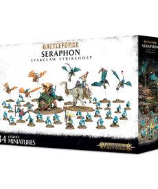 Games Workshop - GAW Warhammer Age of Sigmar - Battleforce - Seraphon - Starclaw Strikehost