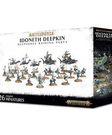 Games Workshop - GAW Warhammer Age of Sigmar - Battleforce - Idoneth Deepkin - Deepsurge Raiding Party