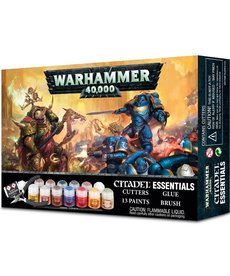 Games Workshop - GAW Warhammer 40K - Citadel Essentials (Domestic Orders Only)