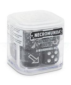 Games Workshop - GAW Necromunda - Delaque Gang Dice Set