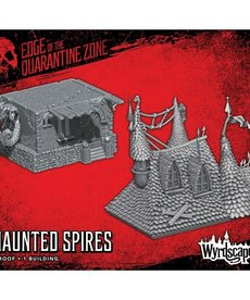 Wyrd Miniatures - WYR Wyrdscapes: Edge of the Quarantine Zone - Haunted Spires