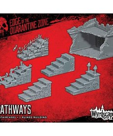 Wyrd Miniatures - WYR Wyrdscapes: Edge of the Quarantine Zone - Pathways