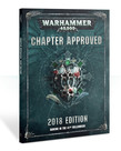 Games Workshop - GAW Warhammer 40K - Chapter Approved 2018 Edition