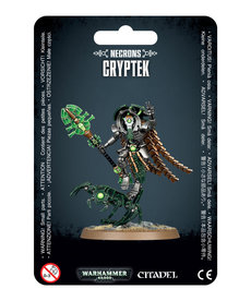 Games Workshop - GAW Necrons - Cryptek