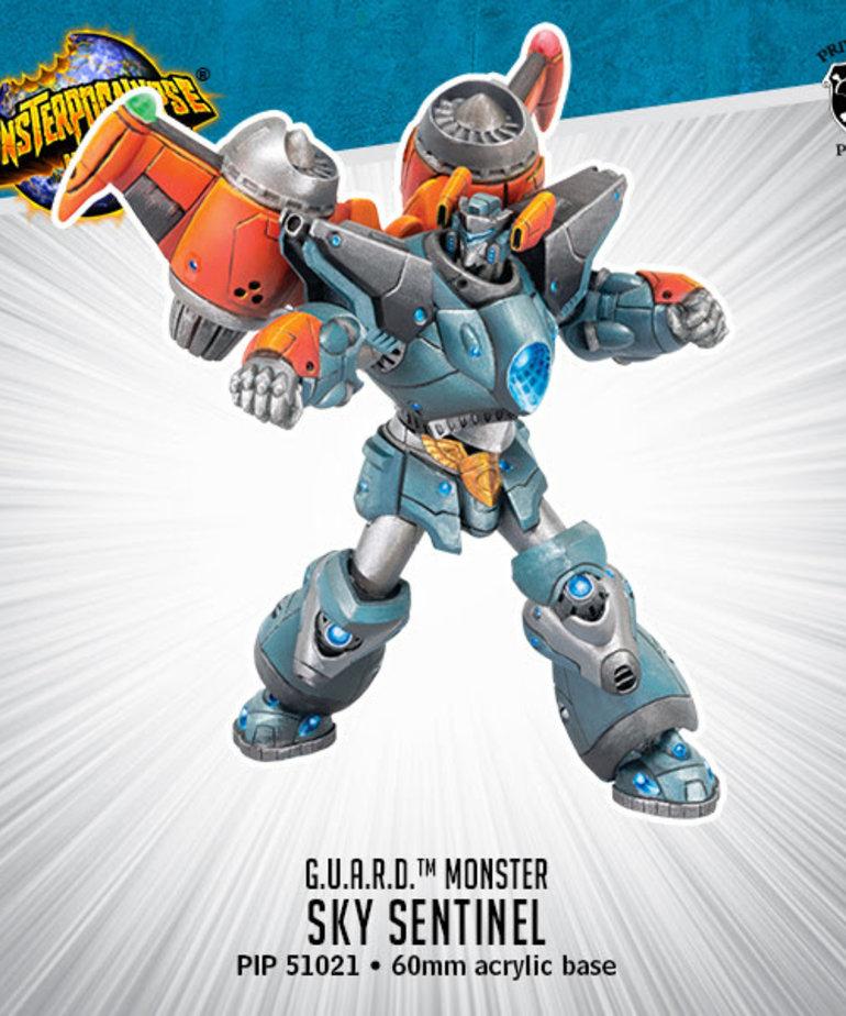 Privateer Press - PIP Monsterpocalypse - G.U.A.R.D. - Sky Sentinel - Monster