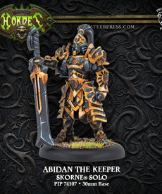 Privateer Press - PIP Hordes - Skorne - Abidan the Keeper - Character Solo