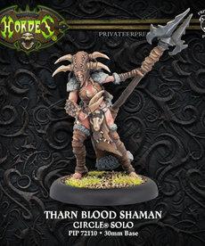 Privateer Press - PIP Hordes - Circle Orboros - Tharn Blood Shaman - Solo