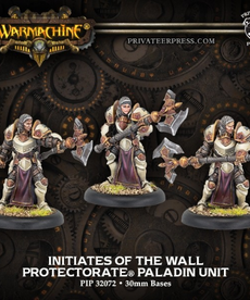Privateer Press - PIP Warmachine - Protectorate of Menoth - Initiates of the Order of the Wall - Unit