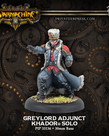 Privateer Press - PIP Warmachine - Khador - Greylord Adjunct - Solo