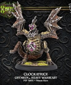 Privateer Press - PIP Hordes - Grymkin - Clockatrice - Heavy Warbeast